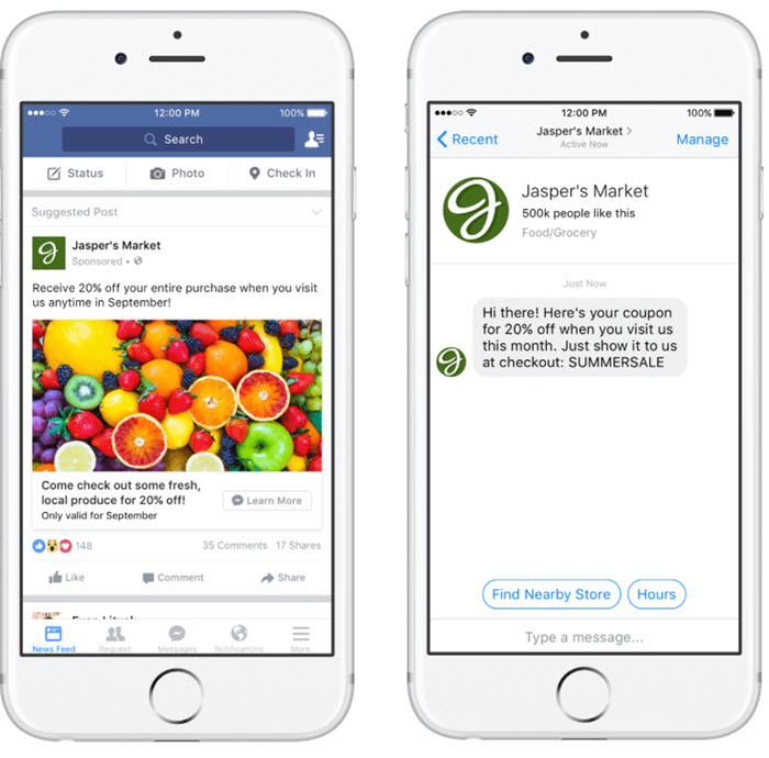 facebook ads ecommerce personalization