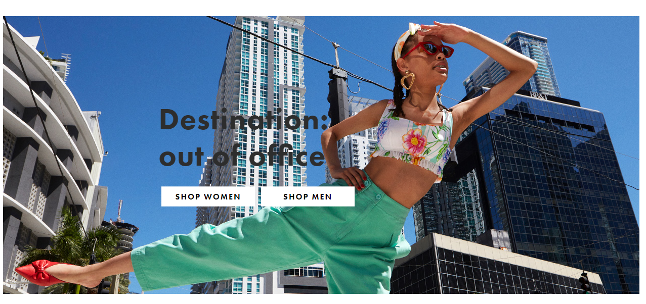 asos homepage out of office exceptional customer service