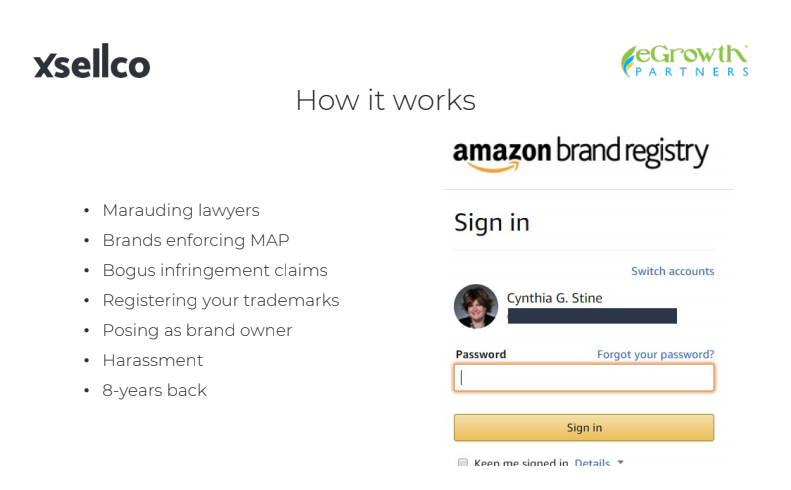amazon brand registry how to protect your amazon store