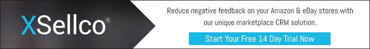 Reduce Negative eBay and Amazon feedback