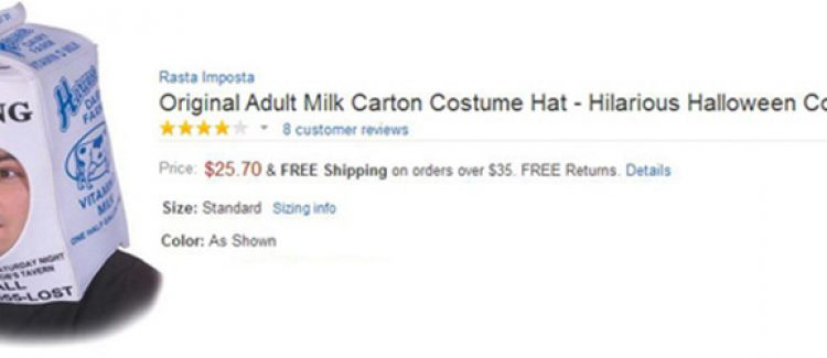 6 Hilarious Amazon product reviews