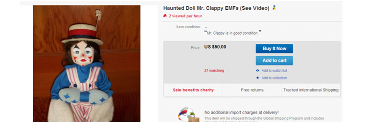 Weirdest Things On Ebay Some Unusual Listings Xsellco