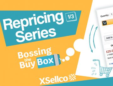 Repricing Series 1/3: Bossing the Buy Box