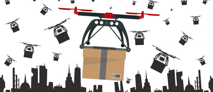 Drones: shipper's delight or logistical fright?