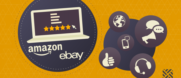 Best practices for managing neutral and negative feedback on eBay and Amazon