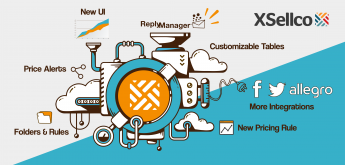 XSellco update – What's new in Fusion, Price Manager, High5 & ReplyManager