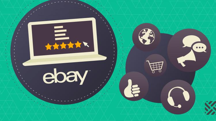 more sales on ebay