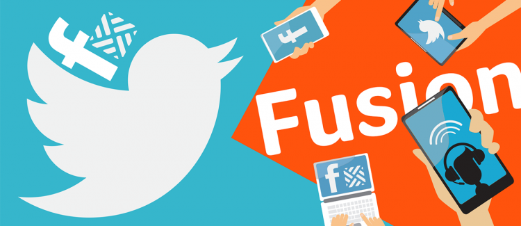 Embrace social media support with Twitter & Facebook integrations