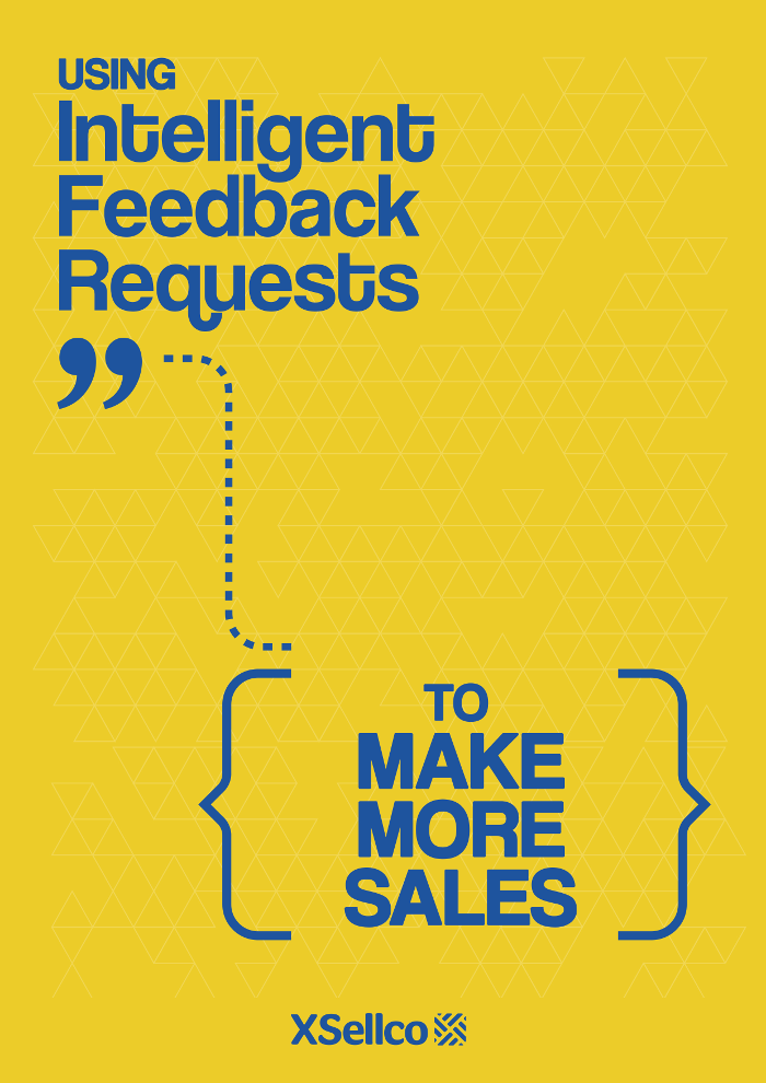 Feedback Guide Using Intelligent Feedback Requests to Make More Sales Cover-700