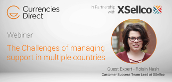 The challenges of managing support in multiple countries [webinar]