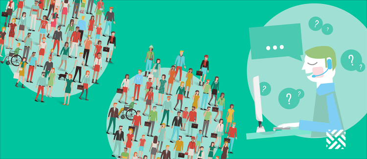 The key demographics for social customer support