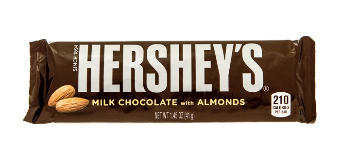 selling on amazon - hersheys