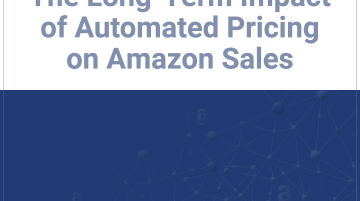 Impact of Automated Pricing on Amazon Sales