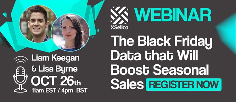 The Black Friday data that will boost seasonal sales [webinar]