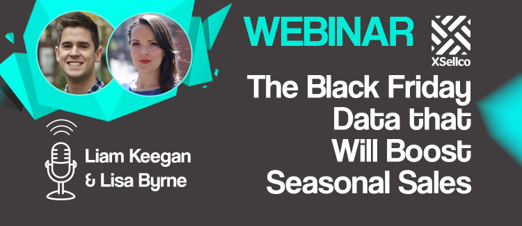 The Black Friday data that will boost seasonal sales [webinar]