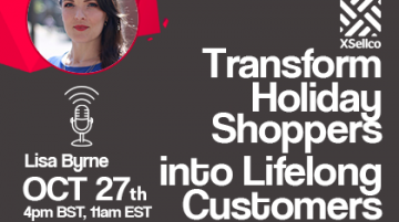 Transform Holiday Shoppers into Customers