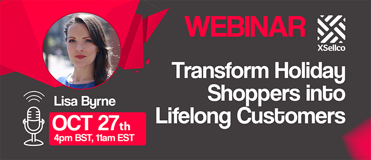 Transform holiday shoppers into lifelong customers [webinar]