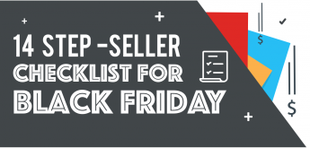14-Step seller checklist for Black Friday