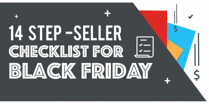 14 step seller checklist for black friday