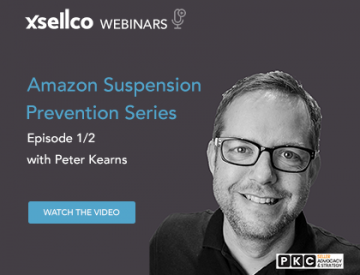 Amazon Suspension Prevention Series: Part 1