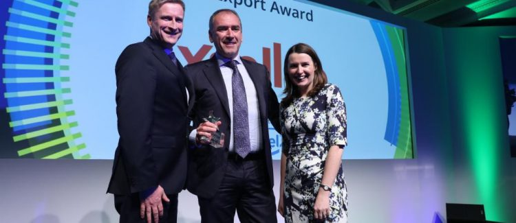 xSellco Awarded for Outstanding International Growth at Deloitte Fast 50 Awards
