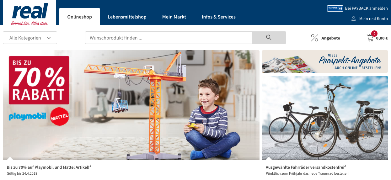 european marketplaces real.de