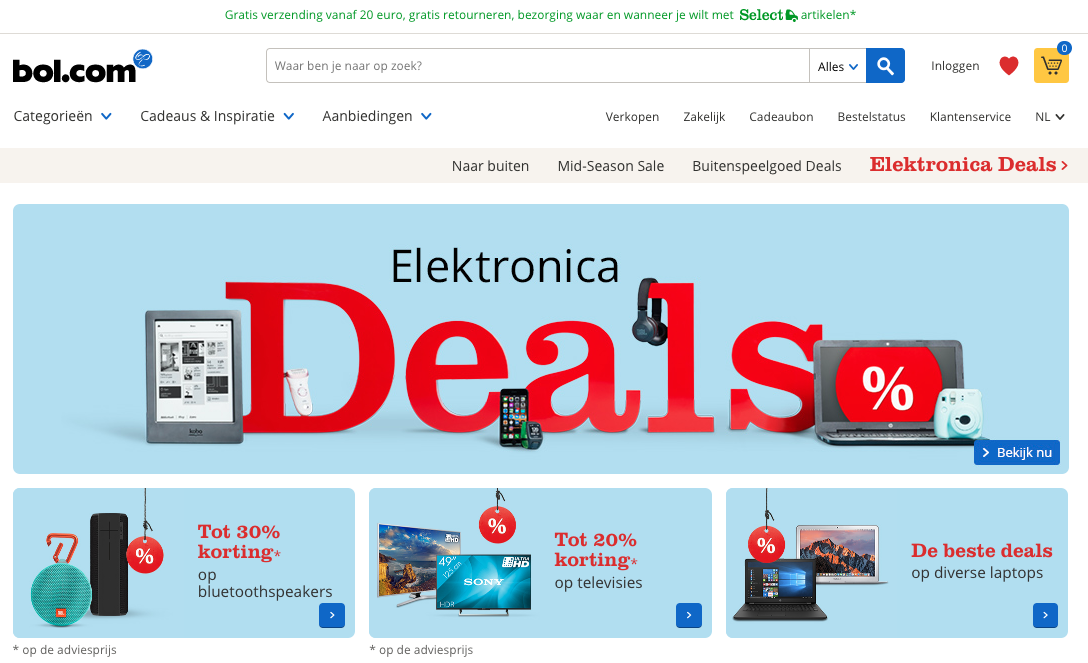 european marketplaces bol.com