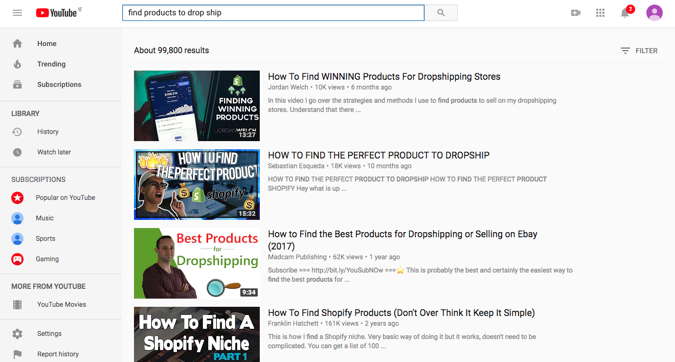 Dropshipping: why it won't help you build a multi-million dollar