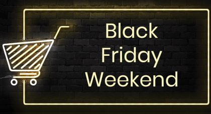 Black Friday Weekend