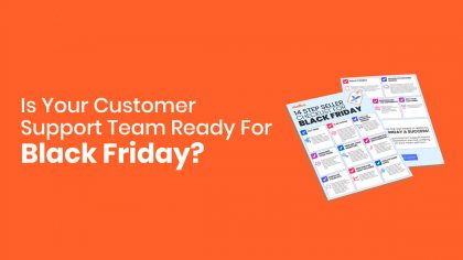 14 point seller checklist for Black Friday