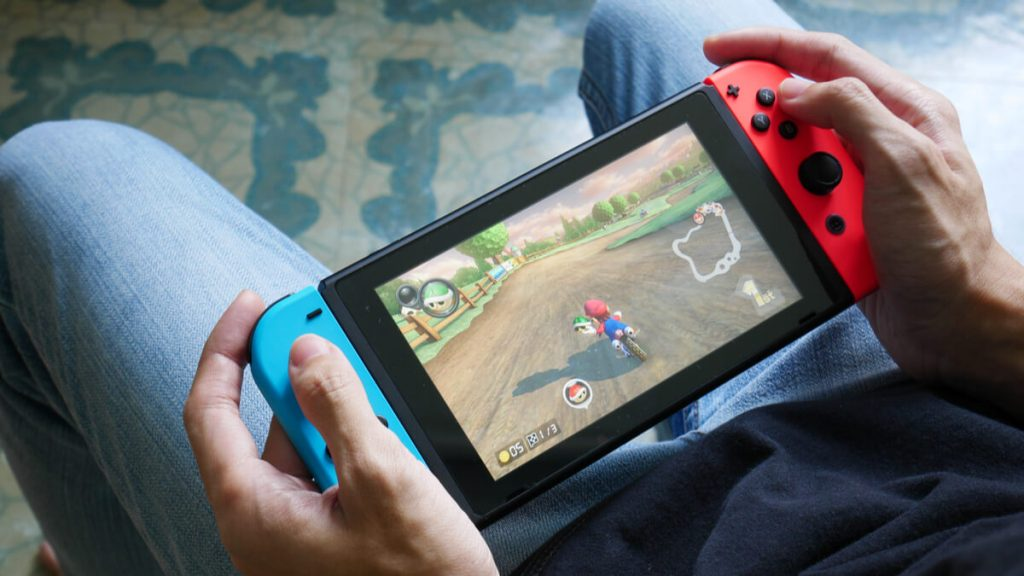 Mario Kart was a big seller on Black Friday 2018