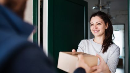 Customers expectations: fast delivery