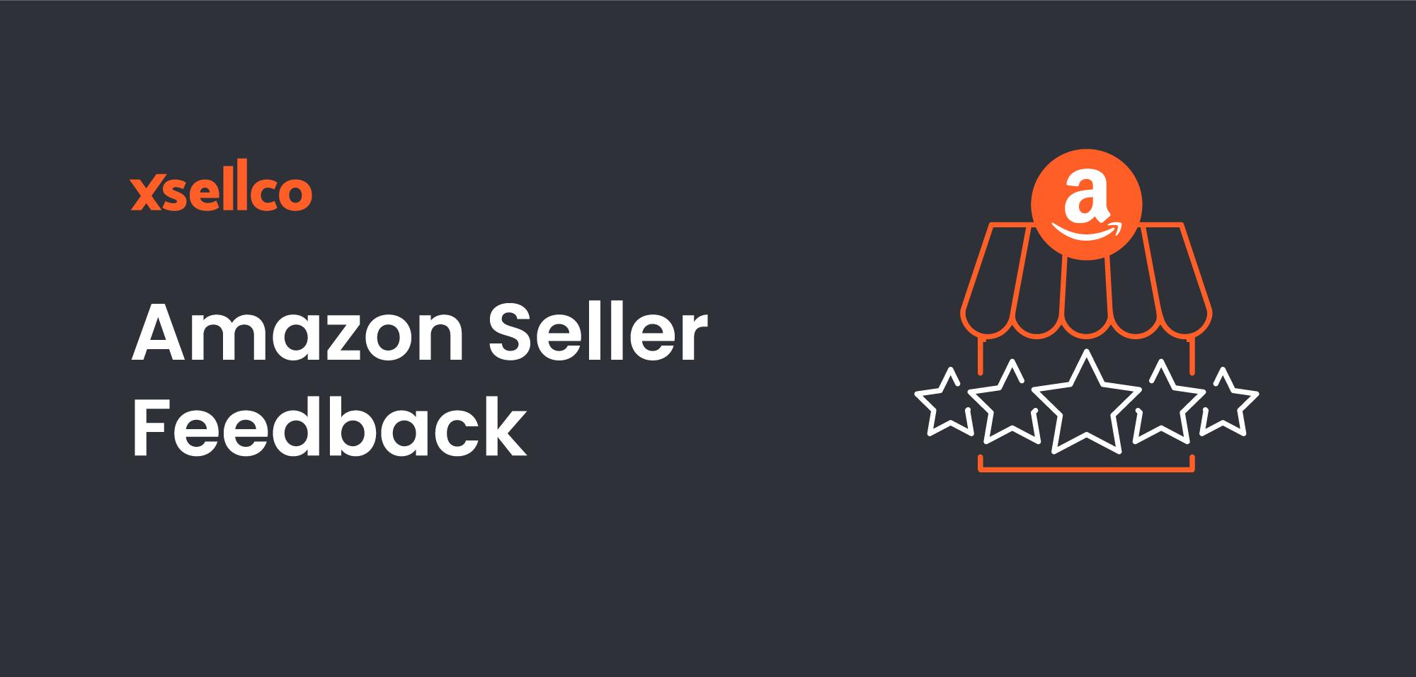 Amazon seller feedback