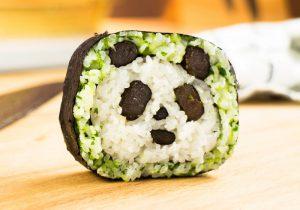 Rakuten-Panda-in-Sushi