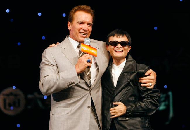 Terminator meets Terminator